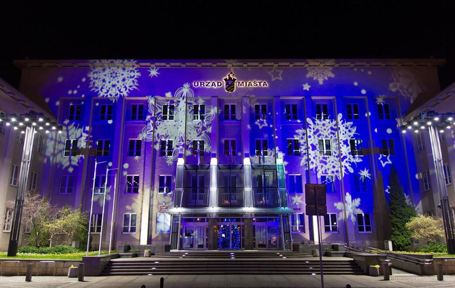 Sosnowiec - projektory Proietta