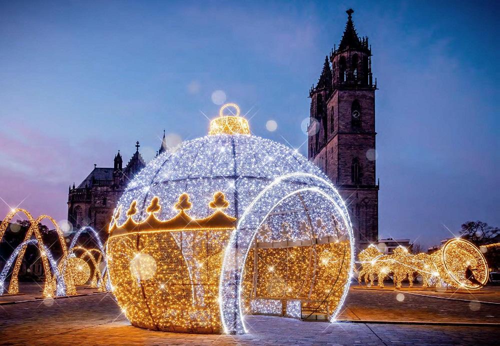 Lichterwerlt Magdeburg